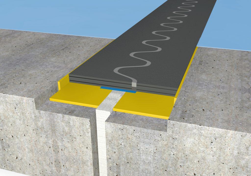 FloorBridge® joint profile ST 20/30