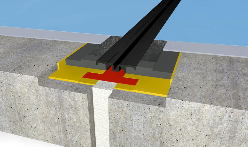 FloorBridge® joint profile CPS 20/50