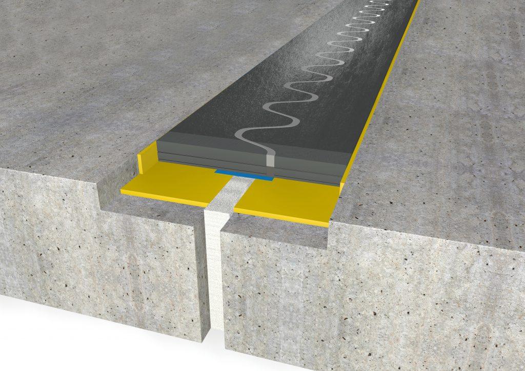 FloorBridge® joint profile ST 30/30