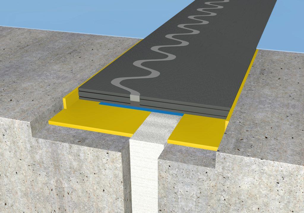 FloorBridge® joint profile WGX 20/50